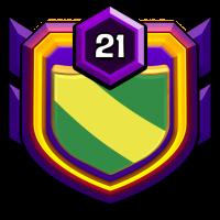 #Raided badge