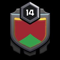 ✌عشاق روج افا✌ badge