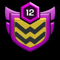영웅 badge