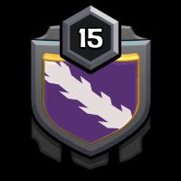 小潭村 badge