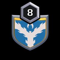 Alonzo BROTHERS badge