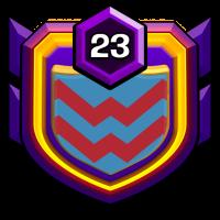 08台灣郎 badge