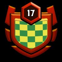 aussie clan badge