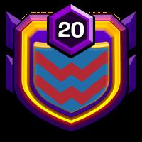 Đà Nẵng WAR badge