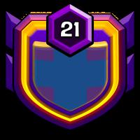 LEGENDA badge