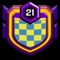 等你到来 badge