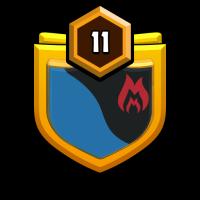 BEUDOG SUNDA badge