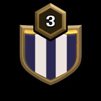 GREAT BAWA badge