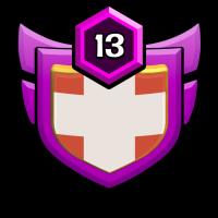 Ambeng warriors badge
