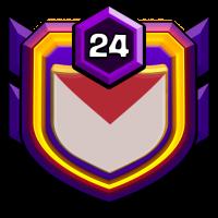 Let it go badge