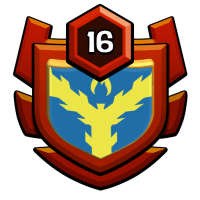 indian clasher badge