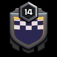 Kintsugi badge