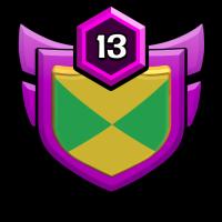 rasta rocket badge