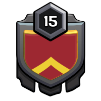 piNoY wAR LOg badge