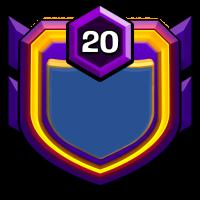 /frontline BLUE badge