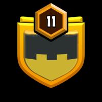 INDIA WARRYER badge