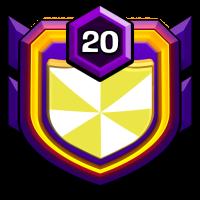 热血China badge