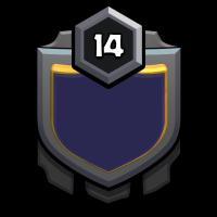 احلى لمة badge