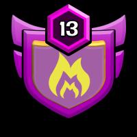 戰神部落(中国联盟) badge