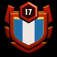NAGUSTAN PRIDE badge