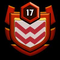 HUSARIA badge