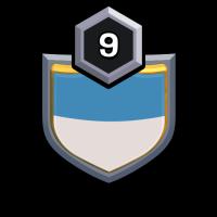 한국 사람 badge