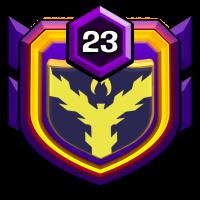kosmodz badge