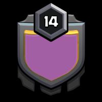 凌伤军统 badge