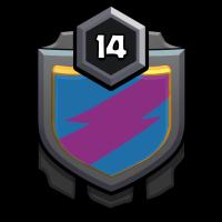 共同飞翔到未来 badge