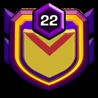超级龙战队 badge