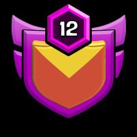 POWERFULL ENEMY badge