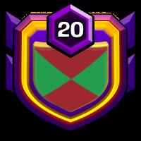 BD DÃÑG£R BØY,S badge