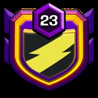 Newrider badge
