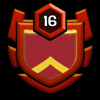 Грозный Чечня badge