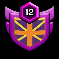 凌云风雨 badge