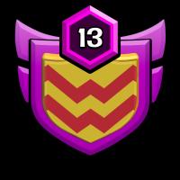 ALVAREZ ARMY badge