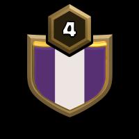BK's badge