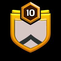 Req N* Love badge