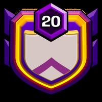 Saar Avengers badge
