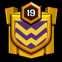 天龍 badge