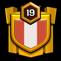 Perna de Pau badge