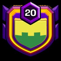 Fort de Croc™3 badge