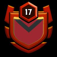 iran raiders badge
