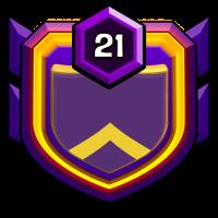 les genereux:)2 badge
