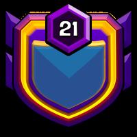 สิงห์โตคราม badge