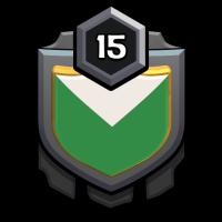 龍虎門 badge