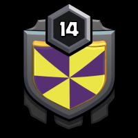 Mamutes badge
