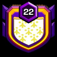 KALIMANTAN badge