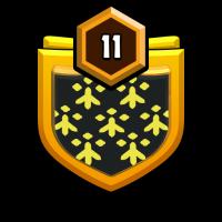 royal atom badge