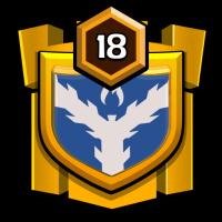 """""""TANGRA"""" badge"""